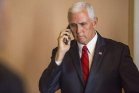 """Zit vicepresident Pence achter vernietigend opiniestuk van 'verzet tegen de president' waarin Trump """"bekrompen, contrair en onbesuisd"""" wordt genoemd?"""