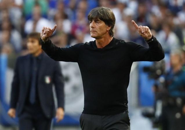 Bondscoach Joachim Löw op weg naar indrukwekkend record bij Duitsland