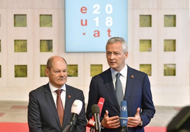 Frankrijk en Duitsland ijveren voor 'digitaks' voor internetbedrijven
