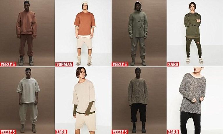 Waarom modeketens ongestraft kleding van topontwerpers kunnen kopiëren