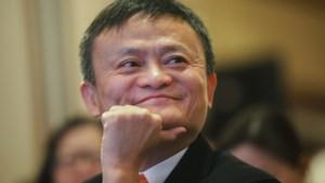 Alibaba-topman stapt pas in 2019 op