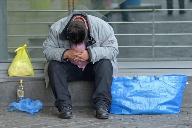 Een op de zeven Fransen leeft in armoede