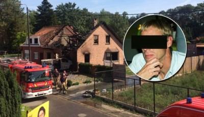 Drama in Keerbergen: man dreigde jaar eerder al om tegen huis van ex te crashen
