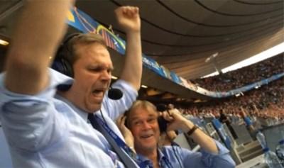 """De beroemdste en """"crazy"""" commentator van Europa is er ook bij tegen Rode Duivels, VTM is gewaarschuwd: """"Ik doe gewoon mijn job"""""""