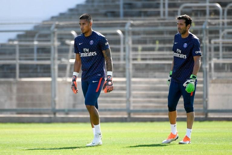 Van clublegende naar bankzitter? PSG-coach legt uit waarom Fransman zijn nummer één is en niet Buffon