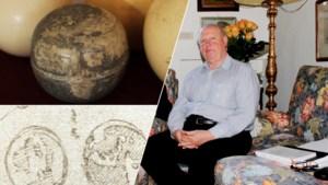 """Vlaamse professor kan miljonair worden: """"Mijn wereldbol werd door Da Vinci gemaakt"""""""