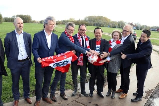KV Kortrijk krijgt goed nieuws over nieuw stadion