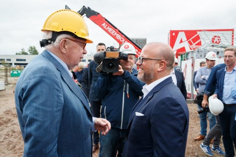 Club Brugge kan voor het eerst in 45 jaar nog eens bouwen: voorzitter Verhaeghe deelt prikje uit