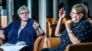 """Mieke Vogels en Mieke Van Hecke duwen en trekken aan de lijst: """"Er is een sluipende criminalisering bezig van werklozen en migranten"""""""