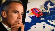 Bank of England waarschuwt voor <I>worst case scenario</I> na Brexit: werkloosheid, vastgoedcrash en geblokkeerd verkeer met continent