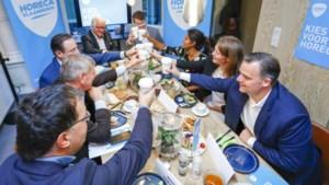 Antwerpse lijsttrekkers krijgen wenslijstje van Horeca Vlaanderen