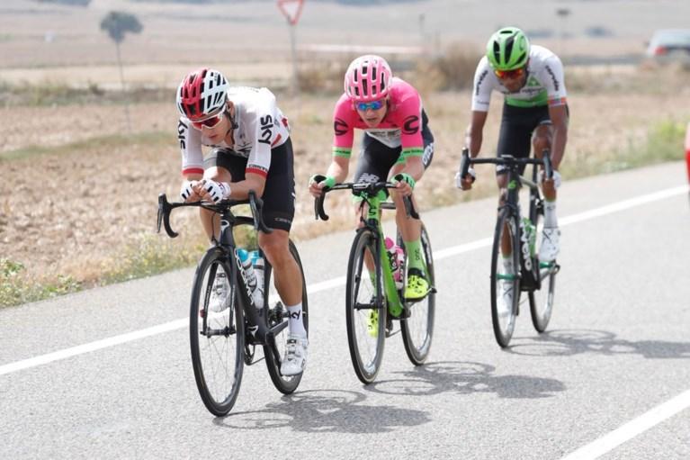 Simon Yates kan eindzege in Vuelta al ruiken na demonstratie, Thibaut Pinot mag etappe winnen