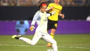 Mile Svilar voor het eerst in negen maanden nog eens in doel bij Benfica