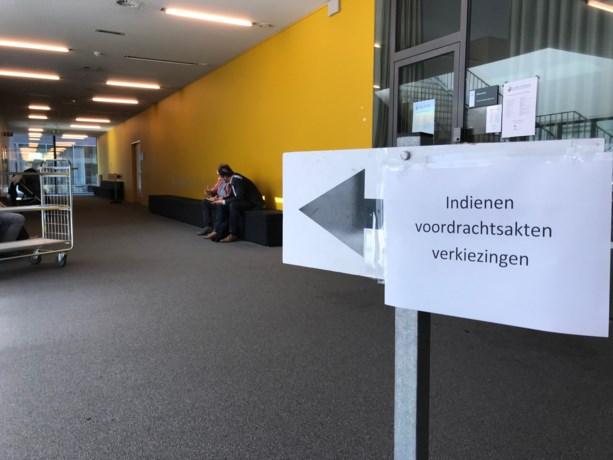 De lijsten zijn binnen: zeven nieuwe politieke partijen doen mee aan verkiezingen in Gent