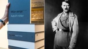 """Adolf Hitlers 'Mijn Strijd' is een bestseller: """"We promoten het nochtans niet"""""""