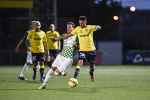 Amateurduel tussen City Pirates en Hasselt ontaardt in vechtpartij tussen enkele supporters