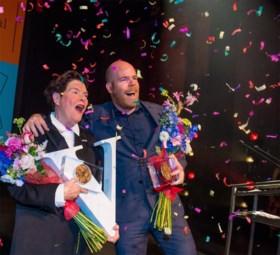 Bruno Vanden Broecke wint prestigieuze Nederlandse toneelprijs Louis d'Or