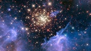 Wetenschappers waren 98 procent van alle materie in universum 'kwijt', tot nu
