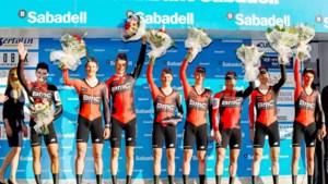 BMC wil met Van Avermaet WK ploegentijdrit winnen voor overleden teameigenaar