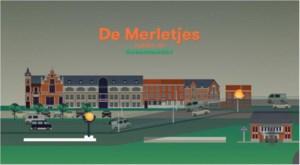 Groen-Vizie bombardeert centrumbrug met Merletjes