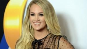 Zangeres Carrie Underwood openhartig over drie miskramen