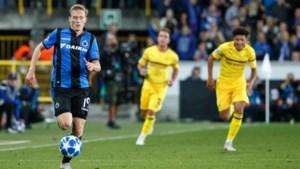 Ons rapport van de 21-jarige revelatie op rechts bij Club Brugge: hij heeft toekomst, maar ook werkpunten