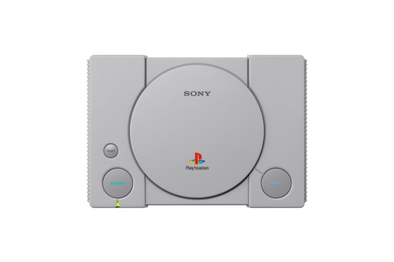Originele PlayStation maakt comeback: Sony brengt PlayStation Classic op de markt