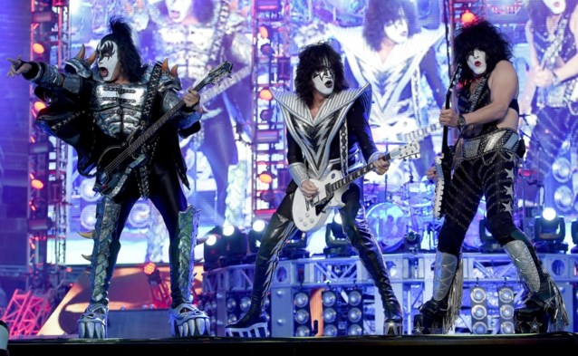 Iconische rockband Kiss kondigt afscheidstournee aan