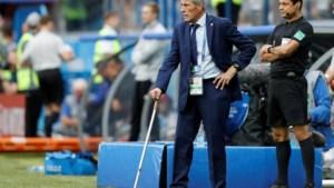 Oscar Tabarez blijft nog vier jaar bondscoach van Uruguay