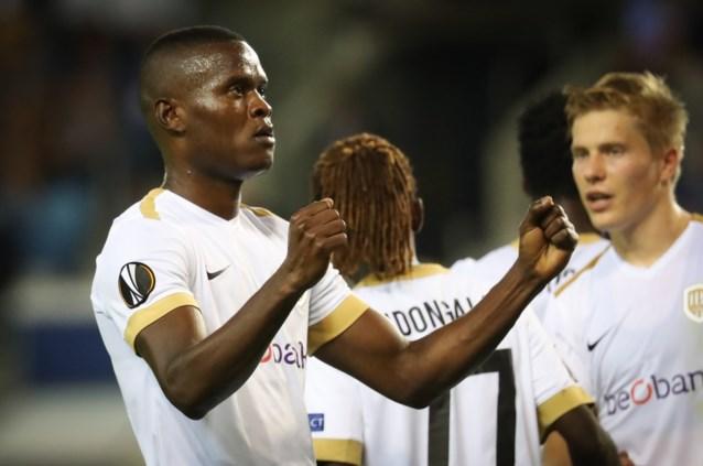 Racing Genk opent Europa League-groepsfase met vlotte zege tegen Malmö