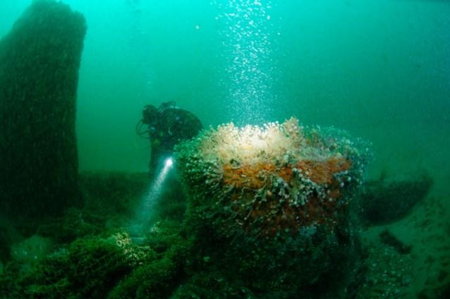Wrakken in Noordzee worden automatisch erfgoed vanaf 100 jaar