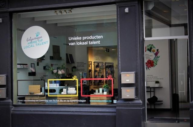 Belgunique opent winkel met 100 procent Belgische producten