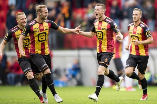 Opluchting bij KV Mechelen: zege tegen leider Westerlo maakt 1B weer spannend