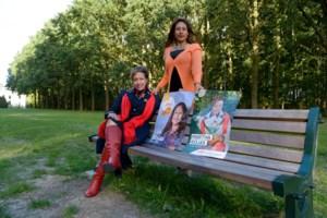Colombiaanse zussen Martha en Lina komen op voor zelfde partij, maar in andere stad