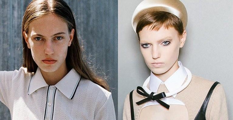 Van modellen met een eigenaardige boezem tot Carla Bruni: de modeweek van Milaan in tien hoogtepunten