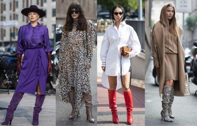 Deze streetstyle trend uit Milaan kan je nu al dragen