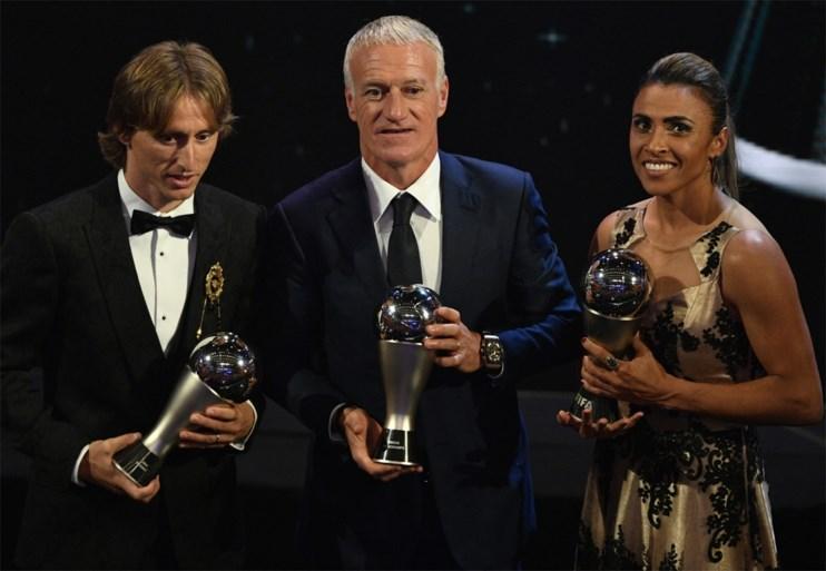 Deze toppers stemden op Hazard en De Bruyne bij Speler van het Jaar, hoe stemden Messi en Ronaldo?