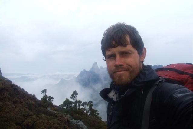Belg steekt als eerste Tasmanië in de winter door zonder hulp van buitenaf