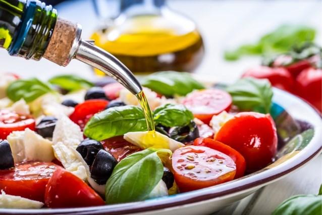 Mediterraans dieet verkleint de kans op een depressie