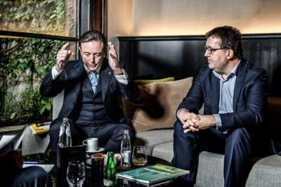 """DUBBELINTERVIEW. Over één ding zijn De Wever en Van Besien het helemaal eens: """"We gunnen Kris Peeters de sjerp niet"""""""