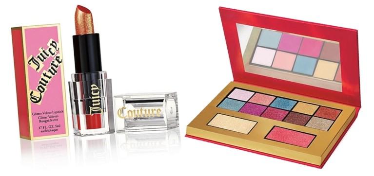 Cultmerk Juicy Couture komt met eerste make-uplijn