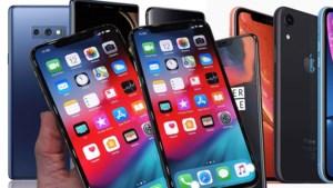 GETEST. De nieuwe iPhones & hoe scoren ze vergeleken met de topmodellen van de concurrentie