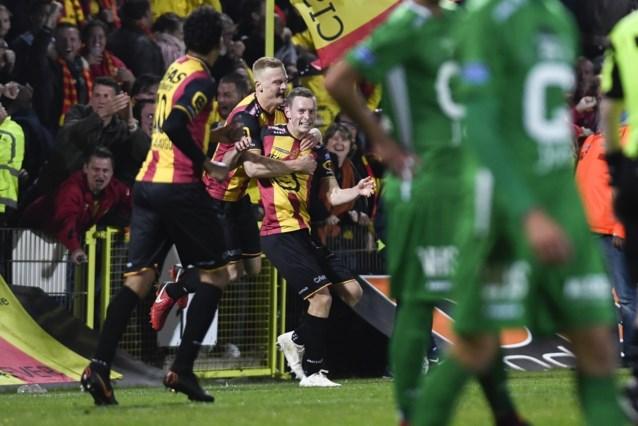 KV Mechelen boekt makkelijke zege bij Lommel en zit plots leider Westerlo op de hielen