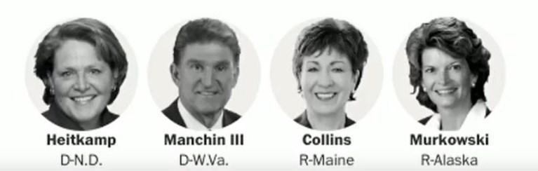 Nominatie van opperrechter Kavanaugh goedgekeurd ondanks 'last minute drama': cruciale Republikein eist nog FBI-onderzoek