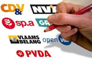 CD&V straks opnieuw grootste partij, N-VA maakt flinke duik
