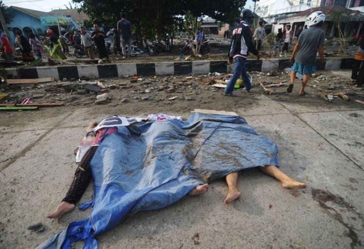 Rekeningnummer 12-12 geactiveerd voor noodhulp aan Sulawesi