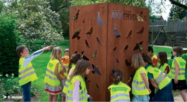 Leerlingen Mariadal werken de komende weken rond afvalbeheersing