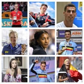 2018 is een fantastisch sportjaar… en het is nog niet voorbij: wat de Belgen dit jaar allemaal aan medailles wonnen