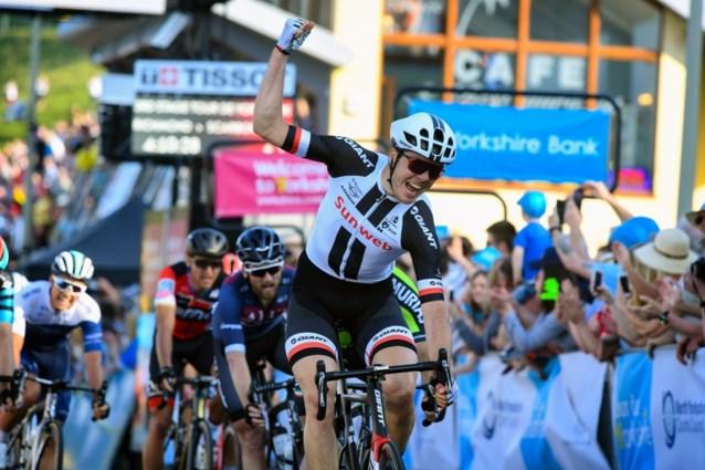Max Walscheid sprint naar zege in Münsterland Giro