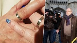 Van moord verdacht Vlaams Parlementslid getrouwd met maîtresse en medeverdachte